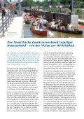 Der Touristische Gewässerverbund Leipziger Neuseenland Von der ... - Seite 6