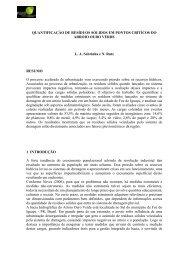 Quantificação de Resíduos Sólidos No Arroio Ouro Verde - Pluris2010