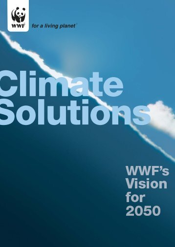 Climate Solutions - WWF UK