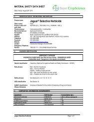 542805-Bayer-Jaguar-5L-MSDS - Agsure