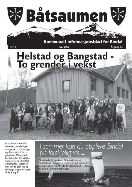 BÃ¥tsaumen nr 3-2012 - Bindal kommune