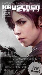 Inoffizielles PlayStation eMagazin KRYSCHEN #021