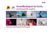 Gesundheitssport im Verein - Verband für Turnen und Freizeit