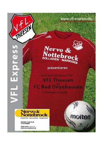 VfL Theesen - abraweb