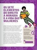 COMO FAZER VALER O DIREITO DAS MULHERES à MORADIA? - Page 7