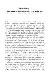Einleitung – Warum dieses Buch entstanden ist - Metropolis
