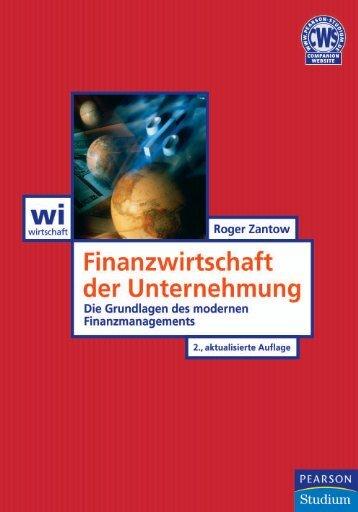 Finanzwirtschaft der Unternehmung
