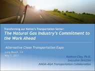 NATURAL GAS - Low Carbon Fuels Conference Series