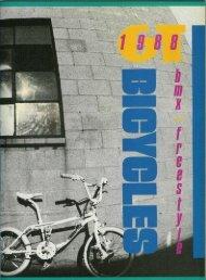 1988 GT Catalog.pdf (7.6Mb) - AJK BIKES.com