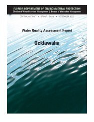 Ocklawaha - Florida Department of Environmental Protection