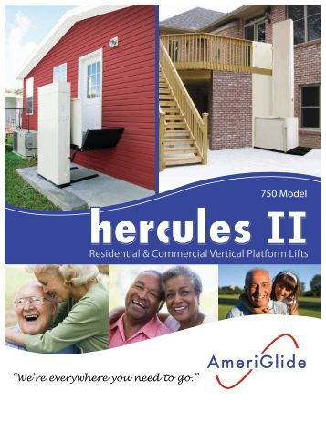 Brochure - AmeriGlide Stair Lifts