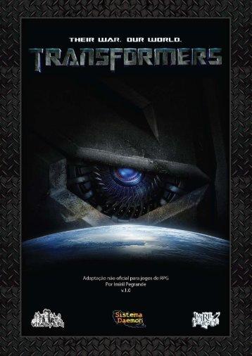 Transformers Daemon - Vila do RPG
