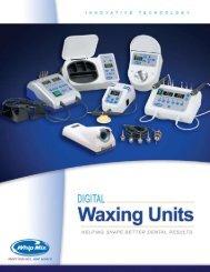Wax Tools Brochure - Whip Mix