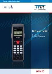 BHT-900 Series - SISQUAL