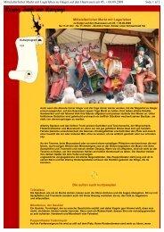 Side 1 af 2 Mittelalterlicher Markt mit Lagerleben zu Haiger auf den ...