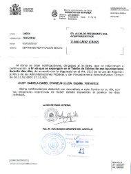 registro de entrada secretaria general - Ayuntamiento de Cádiz