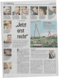 Kleine Zeitung 16.07. - Schilcherland