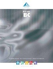 Download Acrobat (PDF) version (1.4 MB) - Rio Tinto Alcan Primary ...