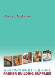 Product Catalogue - Parker Building Supplies