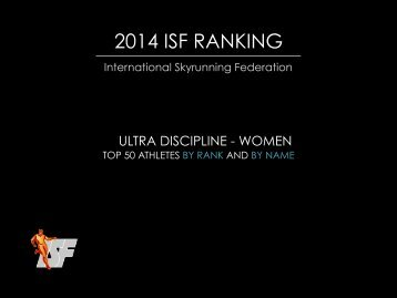 2014-ultra-ranking-women