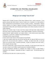 Allegato 2 - Comune di Pietra Marazzi