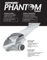 Hayward Phantom Turbo