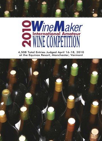 2006 Wine Comp Results I#14C5CE - GENCO
