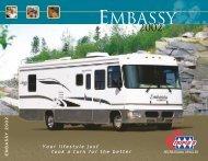 EMBASSY 2002 - Triple E Recreational Vehicles