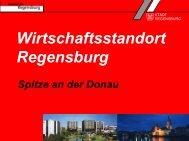 Wirtschaftsstandort Regensburg