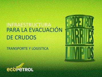 Transporte y logística - Iploca