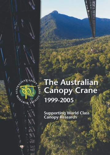 Download booklet - Rainforest Cooperative Research Centre