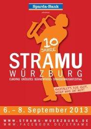 Flyer - Stramu Würzburg