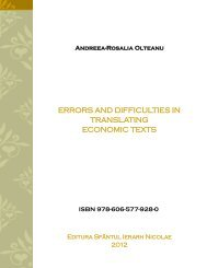 ERRORS AND DIFFICULTIES IN TRANSLATING ECONOMIC TEXTS