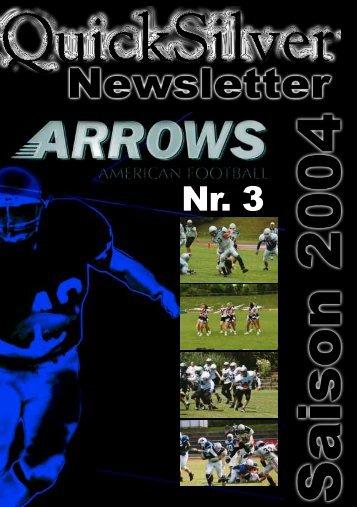 Newsletter 04/03 - Silver-Arrows - Klaus Krauthan