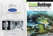 зеленый аттракцион the Waterfall Hotel – green ... - B+U Architects
