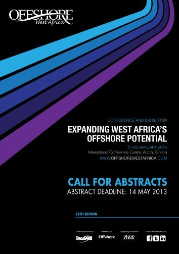 the call for abstracts brochure - a2z, Inc.