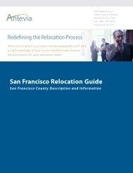 San Francisco Relocation Guide - Antevia