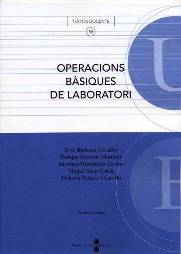 Untitled - Publicacions i Edicions de la Universitat de Barcelona
