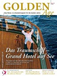 Das Traumschiff – Grand Hotel auf See - bei GOLDENAge