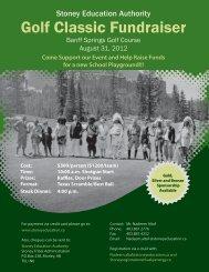 Golf Classic Fundraiser - CFAR Society