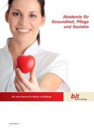 Akademie für Gesundheit, Pflege und Soziales - bit