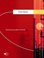 China Report - Chemical Insight & Forecasting: IHS Chemical