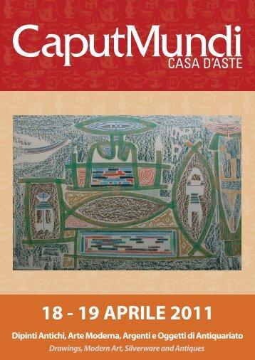 18 - 19 APRILE 2011 - CaputMundi
