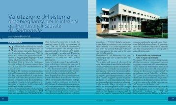 Valutazione del sistema di sorveglianza per le infezioni ...