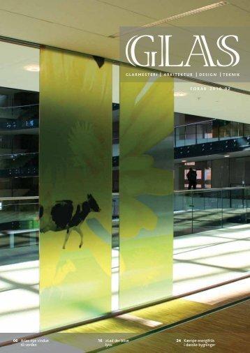 Forår 2010 02 - Glas med garanti