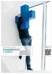 FINANZBERICHT 1–6/2013 - conwert Immobilien Invest SE