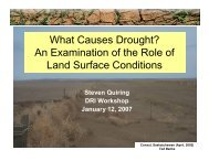 SM_Snow_DroughtQuiring.ppt [Read-Only] - Drought Research ...