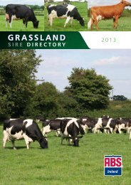 Irish grassland brochure - Genus UK website