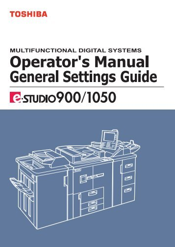 General Settings Guide - Zoom Imaging Solutions, Inc.