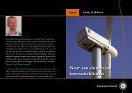 Naar een duurzaam innovatieklimaat - Igitur - Universiteit Utrecht